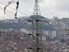 Venezuela's electrical grid continues to struggle with blackouts as the country's economic crisis continues